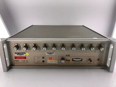 Pts 160-1a Frequency Synthesizer