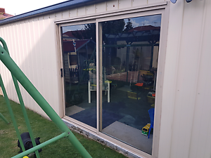 Sliding doors 2100 x 2100 gumtree australia free local for Sliding glass doors gumtree