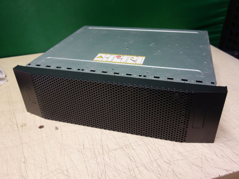 EMC KTN-STL3 15-BAY 100-562-904  ENCLOSURE 2x PSU 2x 6G SAS Modules NO HDD