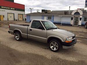 2003 Chevrolet s10 Reduced ..Again