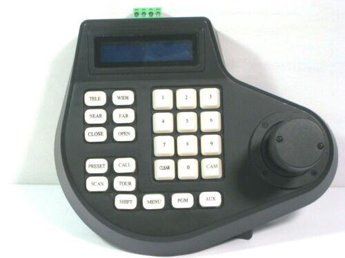 2D Keyboard Controller CCTV PTZ JSK-8002H