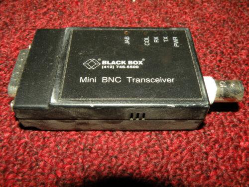 BLACK BOX MINI BNC TRANSCEIVER LE2006A
