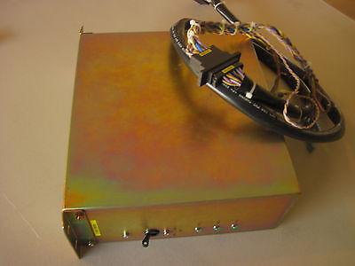 Warranty Nikon Power Supply 4s082-006-1 48 Vdc-12vdc 5vdc Vme4400 Sub-alg