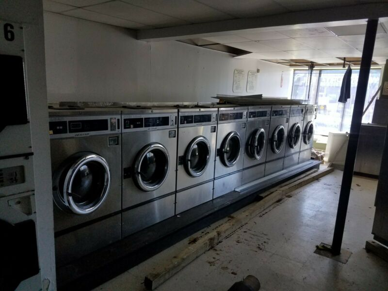 commercial dryer and washer more 30,000 in value 16,000 best offer