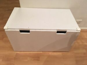 IKEA toy box with roll out drawer
