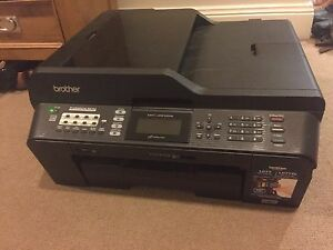 Brother MFC-J6510DW  -Large printer scanner, copier, wifi enabled. Woolloomooloo Inner Sydney Preview