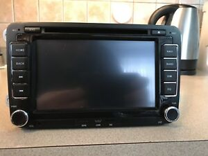 VW jetta-Golf-Passat-Tiguan  2005-2010 Car radio with Navigation