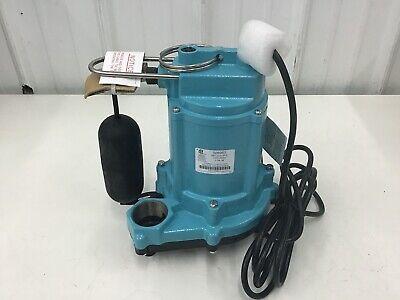 Little Giant - 6ec-cia-sfs - 13 Hp Cast Iron Submersible Sump Pump W Vertical