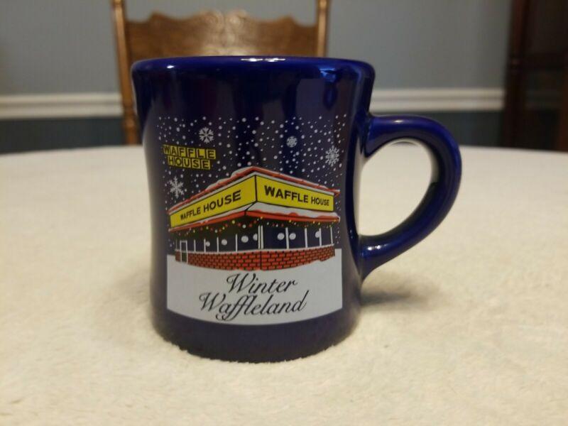 Waffle House Winter Wonderland 2015 Coffee Mug