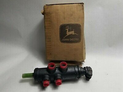 Genuine John Deere Power Steering Valve Am35449 400 650 750 850 950 1050 Tractor