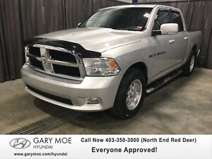 2012 Ram 1500 Sport 4x4 HEMI W/ LEATHER INTERIOR, TOW PACKAGE!