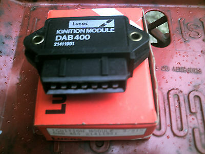 DAB400 Ignition Amplifier Module