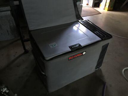 Engel portable fridge and freezer camping 12v fridge