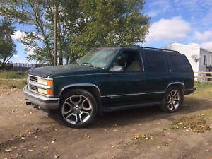 FS: 1997 Chevrolet Tahoe * Need Gone*