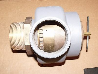 Kunkle 337 J01 Ne Vacuum Safety Relief Valve Model 337 J01 Ne Size 2-12