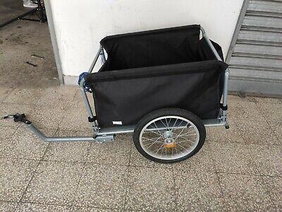 Carrellino bici trasporto max 65 kg