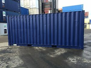 3 x 20 ft Sea Containers. Warnbro Rockingham Area Preview