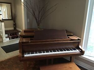 Wagner Baby Grand Piano