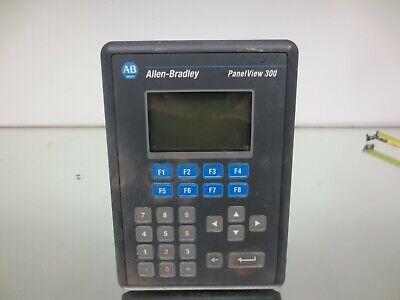 Allen Bradley 2711-k3a5l1 Ser. A 24v Dc Rev. C Frn 4.20 Panelview 300