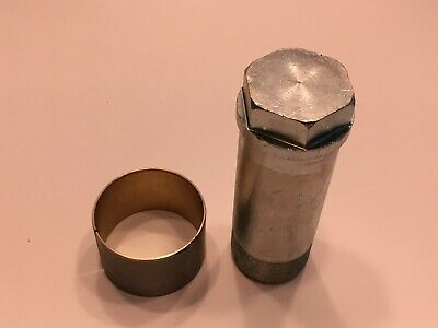 Ford Tractor Front Axle Pin & Bushing C5NN3127B, C5NN3153C Fits 2000, 3000 Early ()