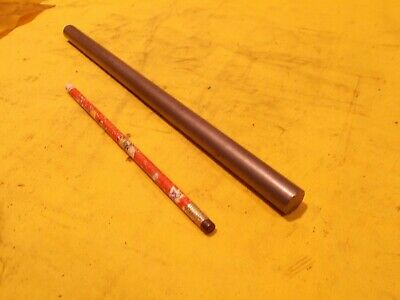 58 Dia 12l14 Steel Rod Tool Die Machine Shop Round Bar Stock 58 Od X 12 Oal