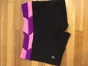 Ivivva size 12 - shorts and tops
