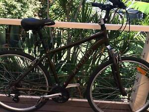 Fluid ' Expidition 1.0 ' Hybrid Bike