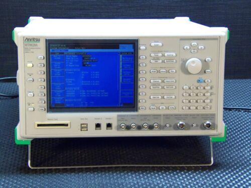Anritsu MT8820A Radio Communication Analyzer 30MHz-2.7GHz w/ Opt. 01