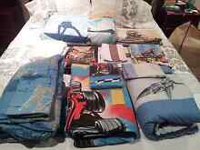 Doonas & Pillow cases (7 single bed sets & 1 double, for boys) Bayswater Bayswater Area Preview