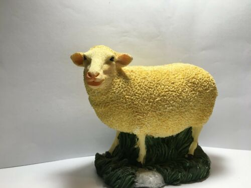 Large Sheep Figurines