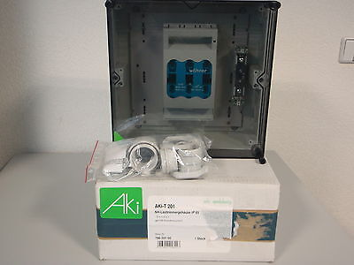 NH-Sicherungs-Lasttrennschaltergehäuse AKI-T Sonder 160A