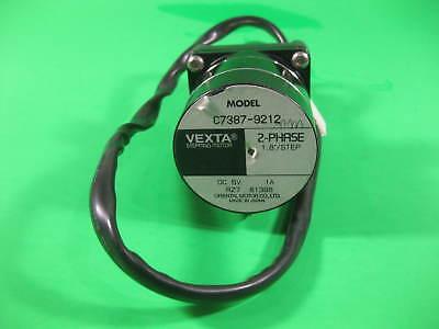 Vexta Oriental Motors -- C7387-9212 -- Used