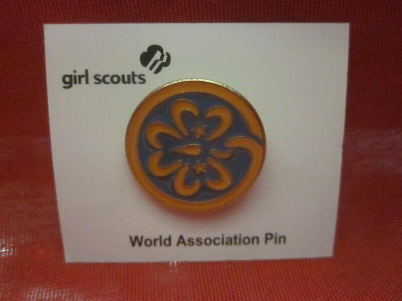GIRL SCOUTS WORLD ASSOCIATION  PIN