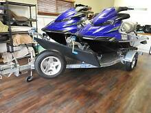 Yamaha 9 Hours TWO Jet Skis FXHO 4 stroke one owner Airlie Beach Whitsundays Area Preview