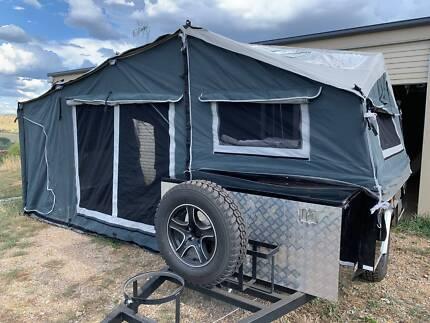 2018 Black Series Camper Orange Orange Area Preview