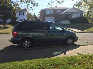 2007 Dodge Caravan Extremely Low Miles