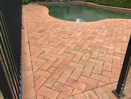Pavers for driveway or swimming pool
