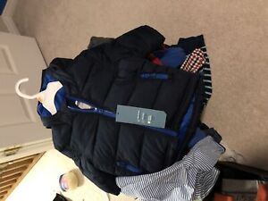 Free bag of boys 9-18 month clothes