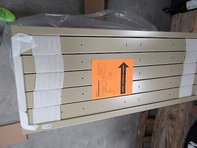 Safco 5-drawer Steel Flat File Cabinet - Tropic Sand Color - Model 4994tsr - New