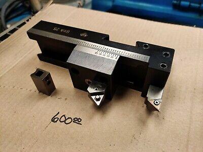 Aloris Bxa-25 Dual Turning Holder. Very Rareunique