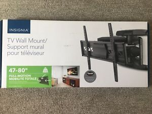Tv wall mount for 47 to 80 inch Tvs