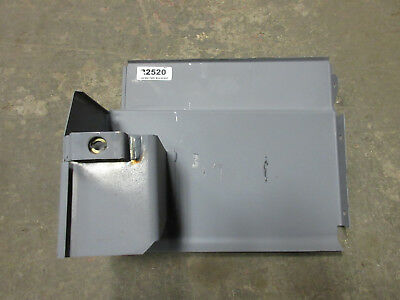 John Deere 320 40 420 Right Battery Box Cover Toolbox - Very Nice Reproduction