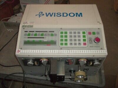 Wisdom Swe Bx-c1a Wire Stripping Cutting Machine 15