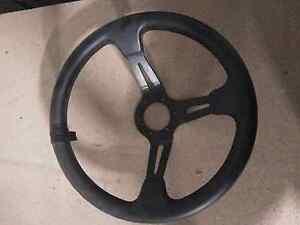 SAAS steering wheel (Deep Dish) Booval Ipswich City Preview