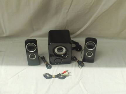 Officeone 2.1 Computer speakers.
