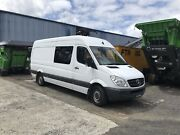 2011 Mercedes sprinter LWB  Somersby Gosford Area Preview