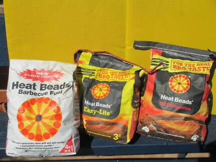 BBQ Heat Beads Tranmere Campbelltown Area Preview