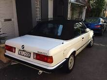 1988 BMW 320i Convertible (E30) Surry Hills Inner Sydney Preview