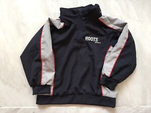 Boys spring Roots jacket