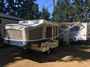 Dutchman Pop Up Trailer for sale